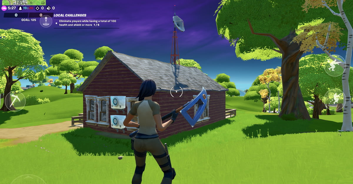 Fortnite Shadow Safe House Locations: Season 2 Challenges ...