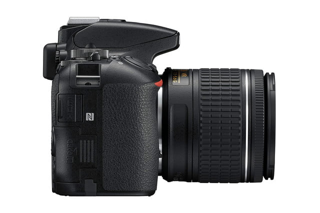 nikon d5600 announced in japan afp 18 55 vr right