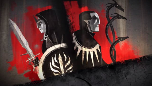 heres everything need know story leading dragon age inquisition daii concept art 26