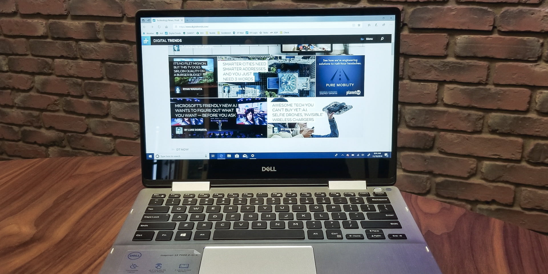 Dell Inspiron 13 7386 2-in-1 Review | Digital Trends