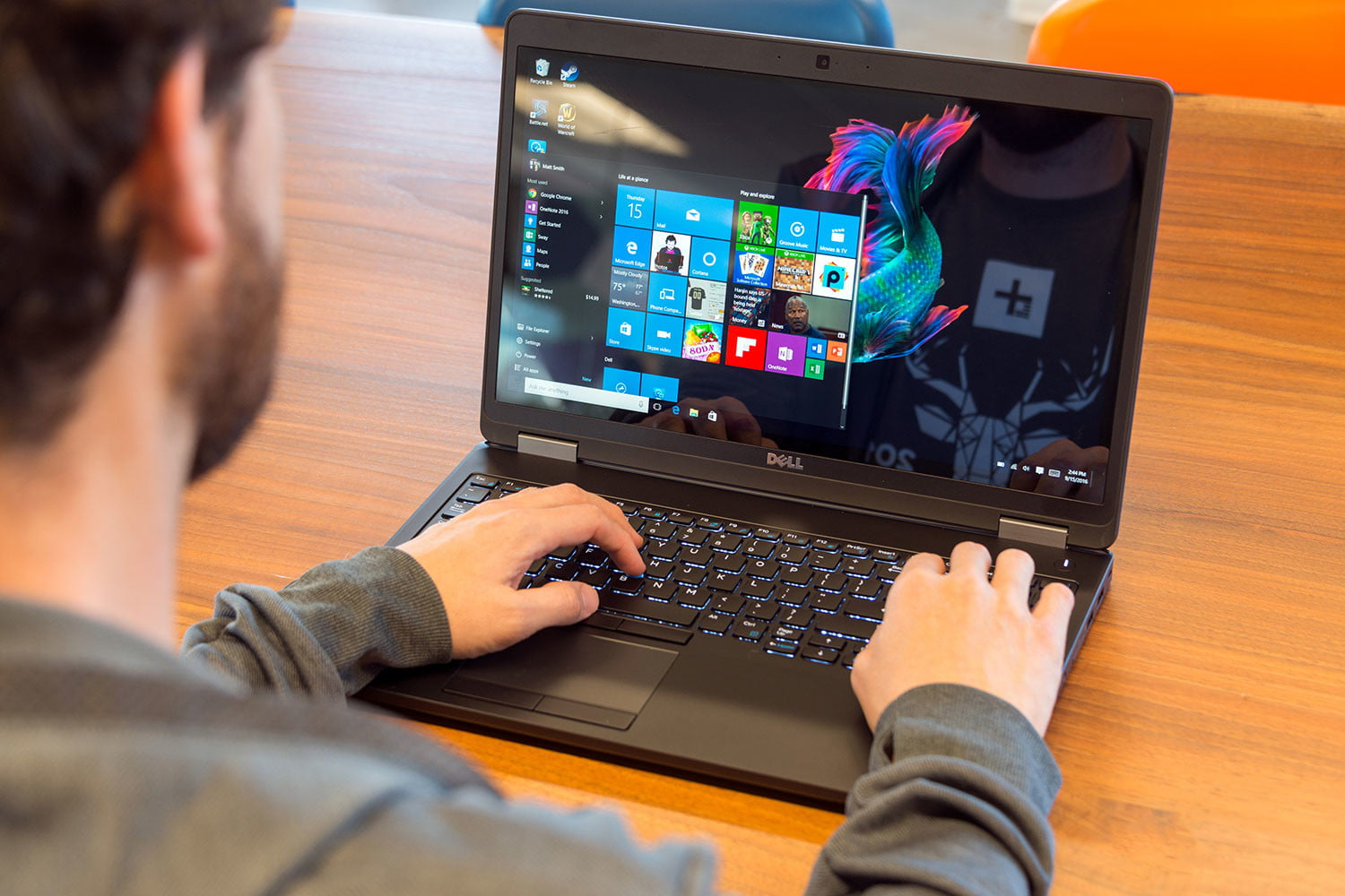 Dell's Precision 15 3510 Review: Power and Ports for Pros