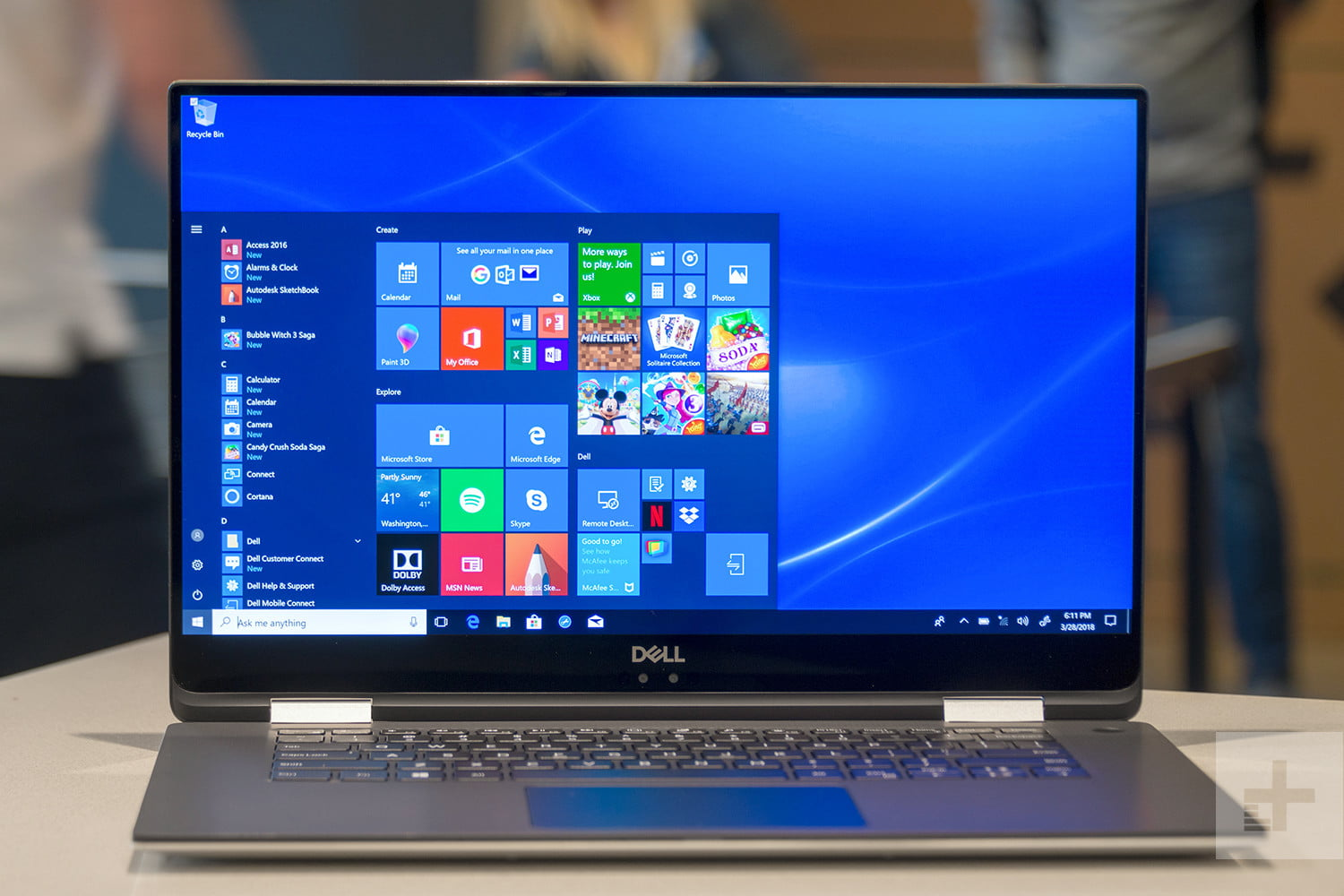 Dell XPS 15 2-in-1 Review: An Experiment Gone Right