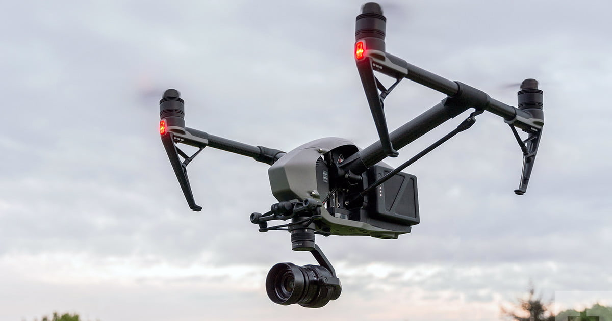DJI Inspire 2 Review: The Safest Way to Put a Camera in the