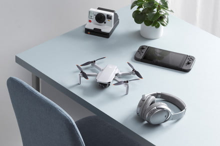 DJI Mini 2 gets upgraded with 4K video, OcuSync tech, and stronger motors