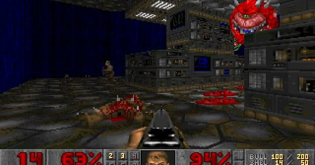 The Original Doom Trilogy is Now Available on Consoles and