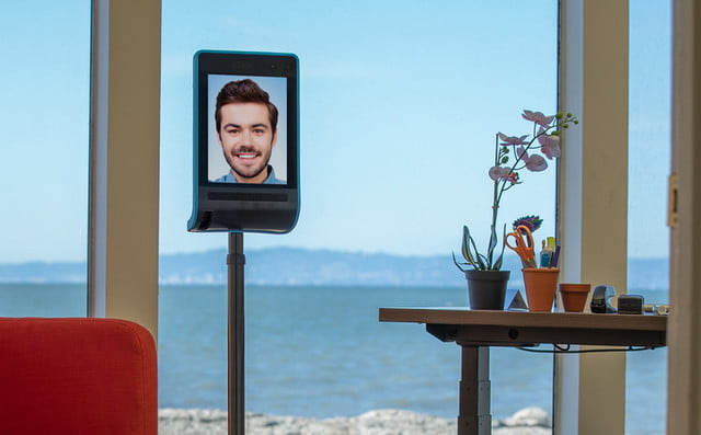 double 3 telepresence robot is now much more than an ipad on wheels  2