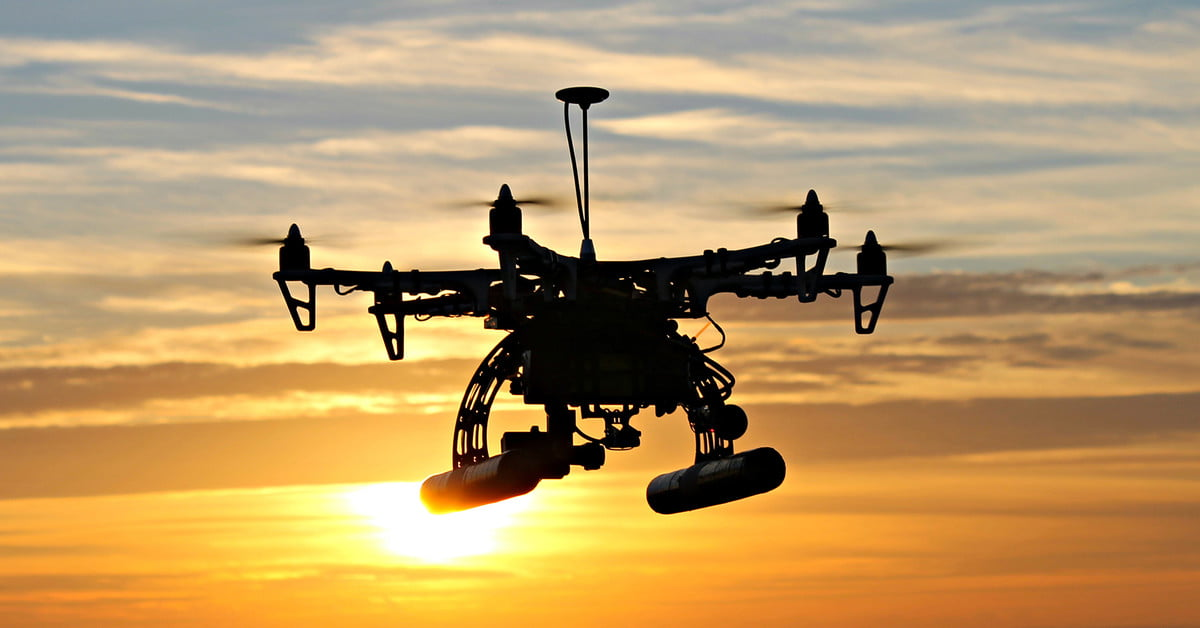 Cops Use Drones to Shame Folks Flouting Lockdown Rules | Digital Trends