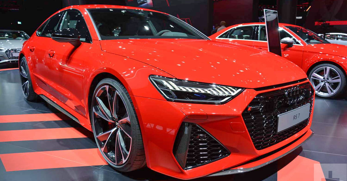 Audi's stylish RS 7 Sportback returns with more tech, space, and power thumbnail