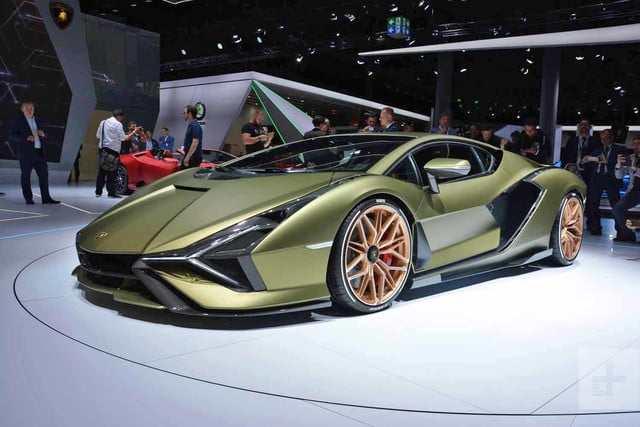 2020 lamborghini sian is a high tech hypercar with hybrid power dt 2