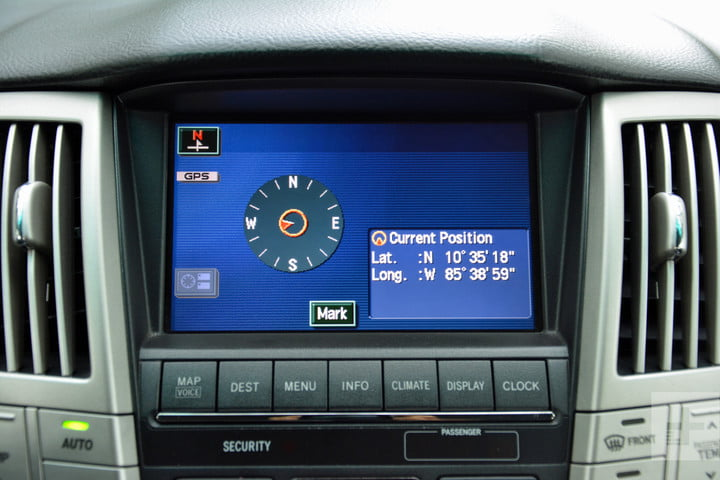 the evolution of car infotainment systems dt first gen lexus rx system 3