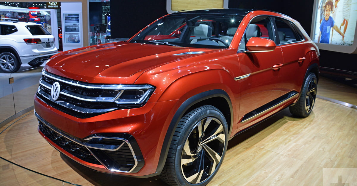 2021 VW Atlas Release Date, Changes, Review, And Specs >> Volkswagen Planning More Suvs Considering Subscription