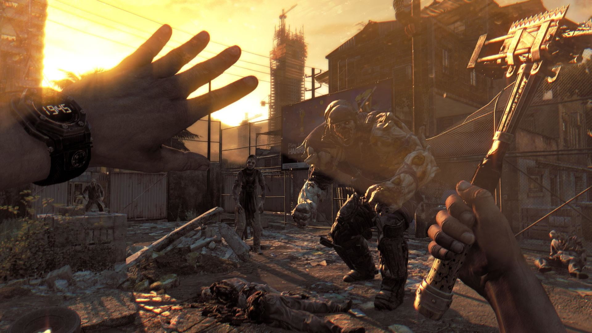 Dying Light Review Digital Trends