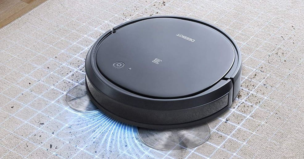 Amazon has these Ecovacs robot vacuums on sale up to 53% off for Cyber Week