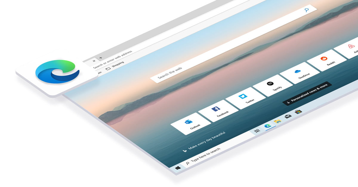 Web 4.0? With a new Edge beta, Microsoft is rethinking the browser