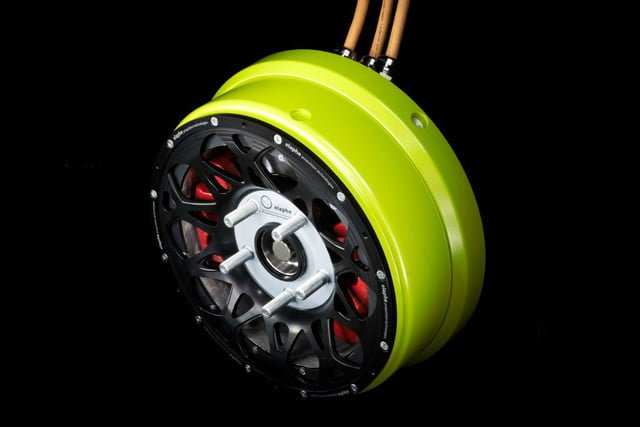 Elaphe in-wheel electric motor