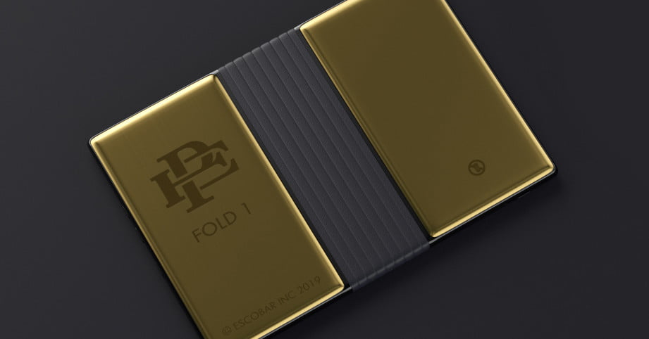 Pablo Escobar's Brother Roberto Is Releasing A Foldable Smartphone