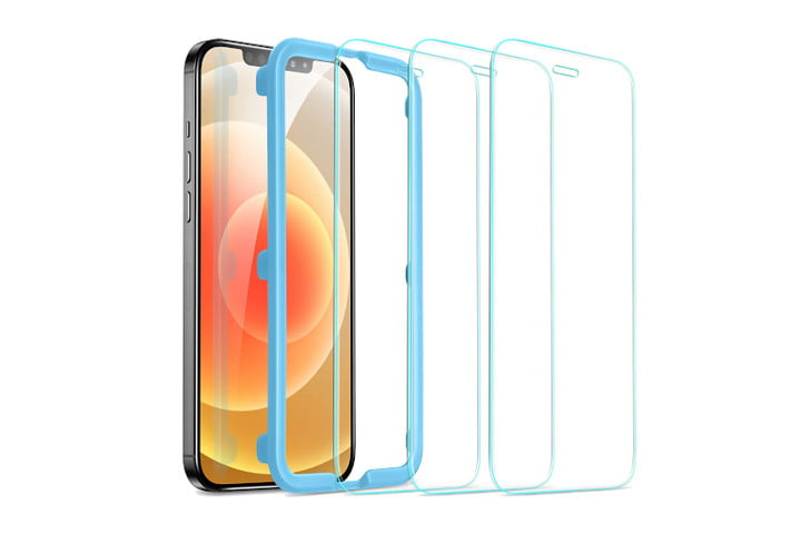ESR Tempered-Glass Screen Protector for iPhone 12 Mini