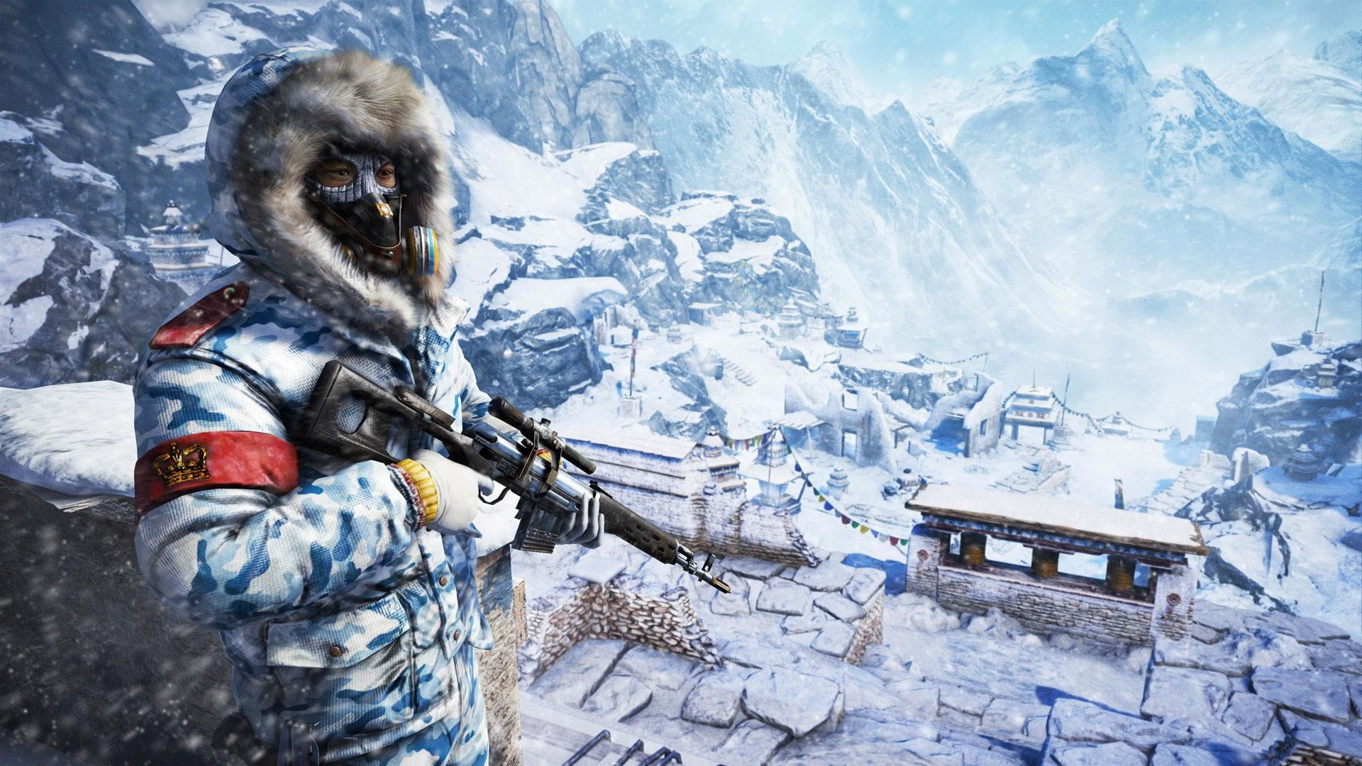 Far Cry 4 Review Digital Trends