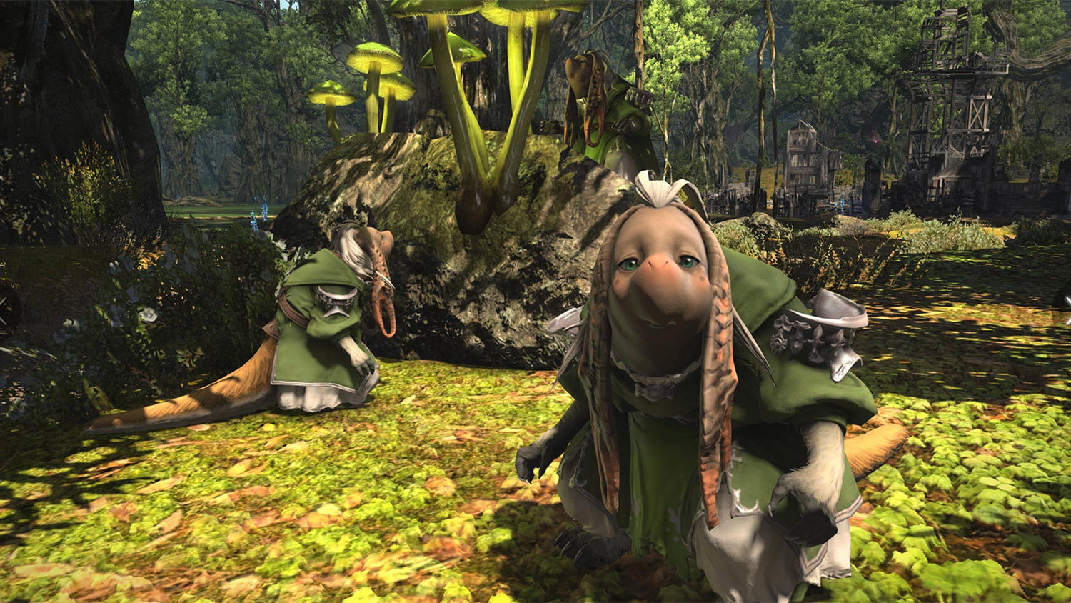 Final Fantasy XIV Shadowbringers Review: The Strongest