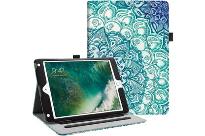 Ultra Thin Magnetic Smart Cover case For Apple iPad 2 /& New iPad 3 Stand Protect