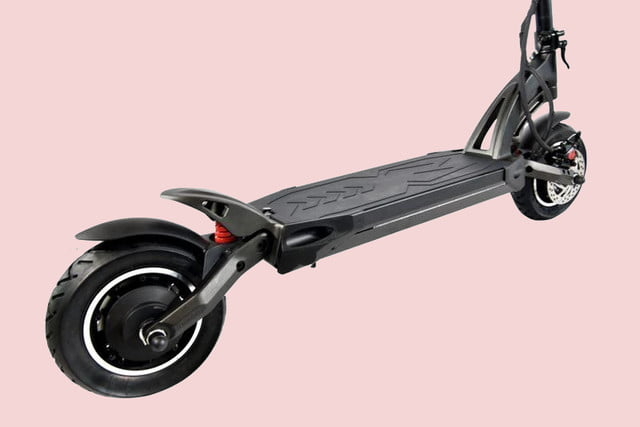 be the fastest standing commuter in town with 40 mph mantis e scooter fluidfreeride electric 05