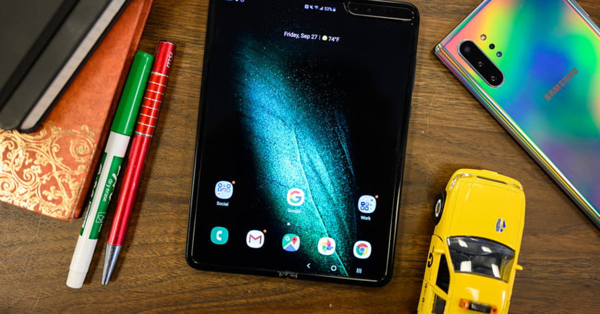 Best folding phones of 2020: What's available now and what's coming up