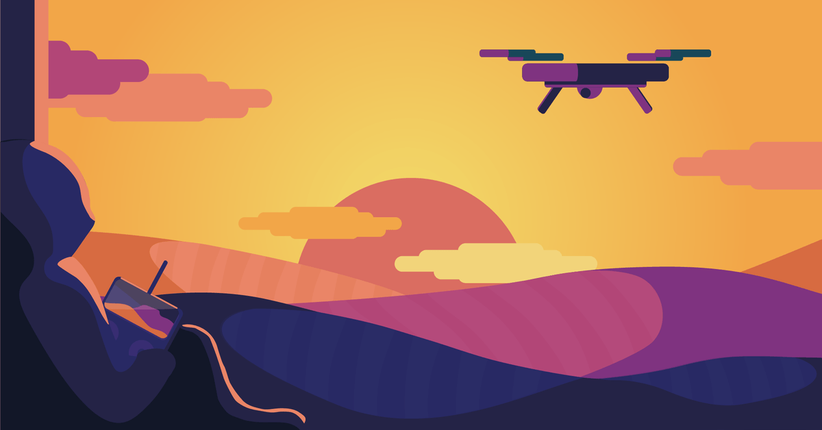 Waiting in the wings: How drones are revolutionizing the battle against hunger