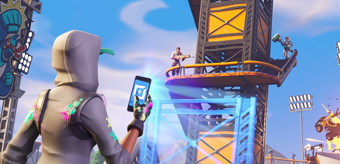 Fortnite' Creative Lets You Design Your Own Maps and Games