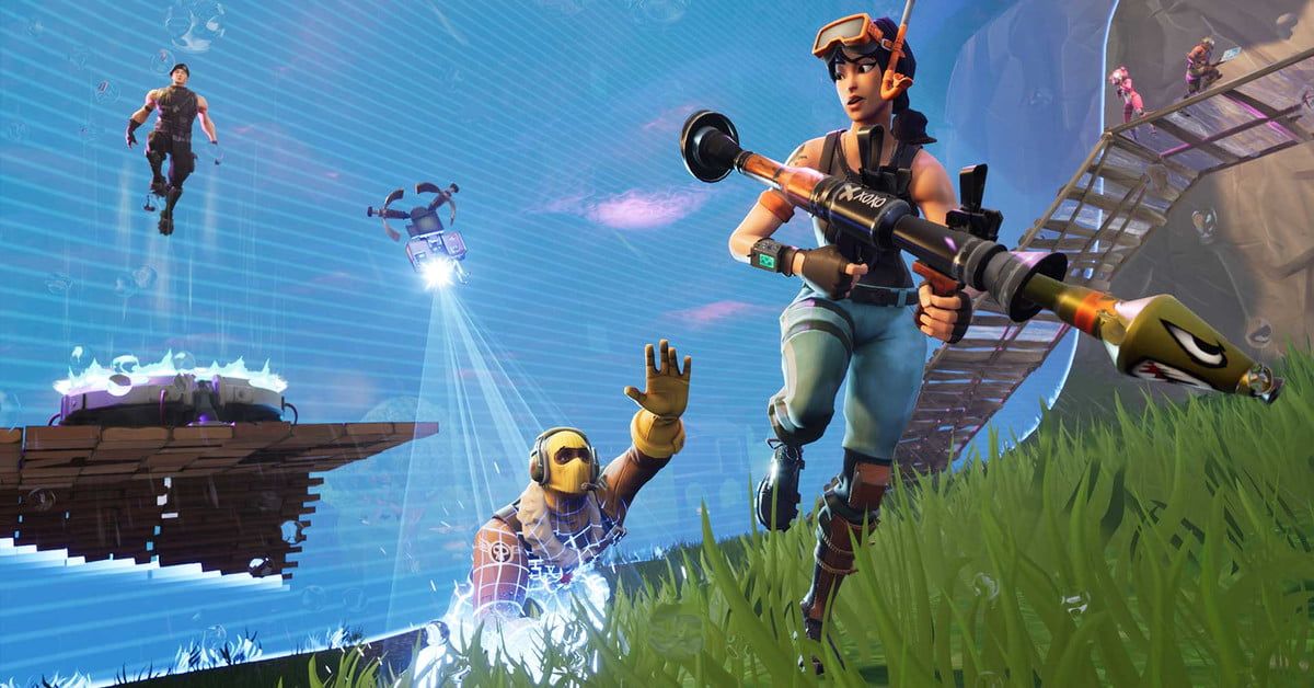Fortnite' For Nintendo Switch Gets 2 Million Players in 24