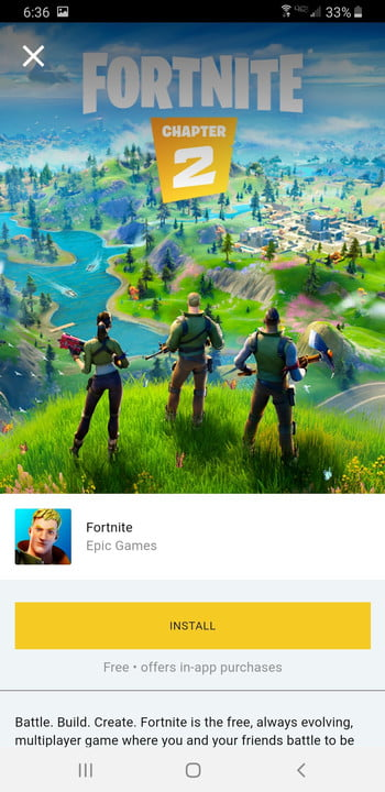 How to install Fortnite on Galaxy devices