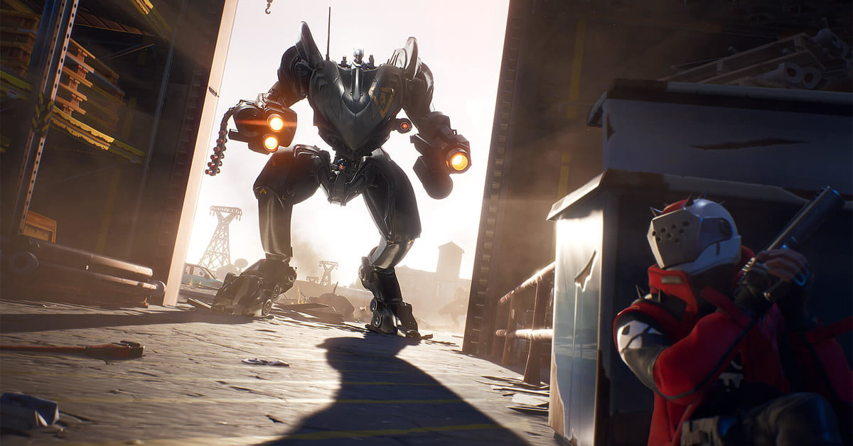 Fortnite: Battle Royale Gets Mechs and Competitive Players