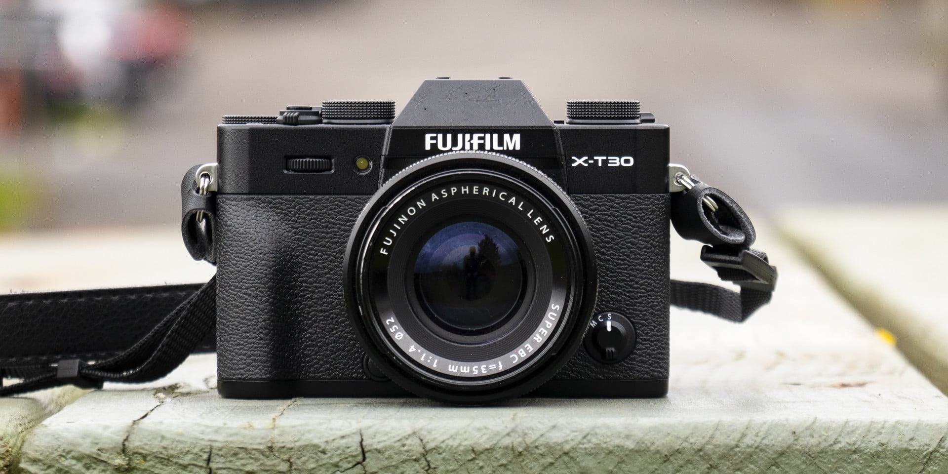 Gadget Place Camera-On-Camera Adapter for Fujifilm X-T30