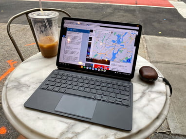 Samsung Can T Make The Tab S7 A Realistic Laptop Replacement Digital Trends