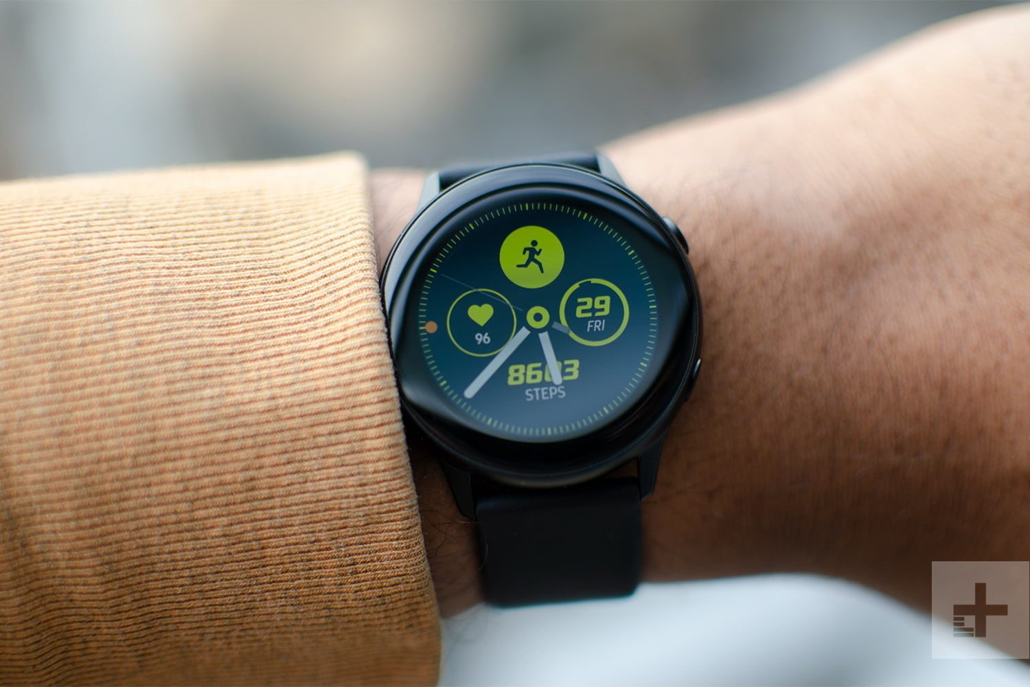 Samsung Galaxy Watch Active & Galaxy Fit: Design, Specs, and