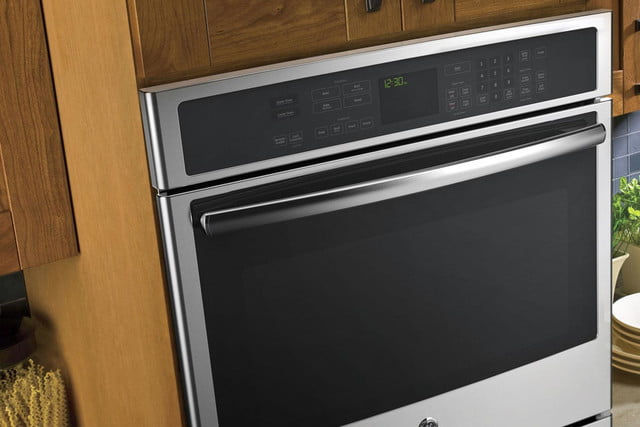 ge unveils a full suite of smarthome appliances at ces 2015 profile connected kitchen oven 1