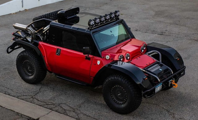 beach to baja dune buggies make news from vw id concept mcqueens manx glickenhaus boot 1000 01  1