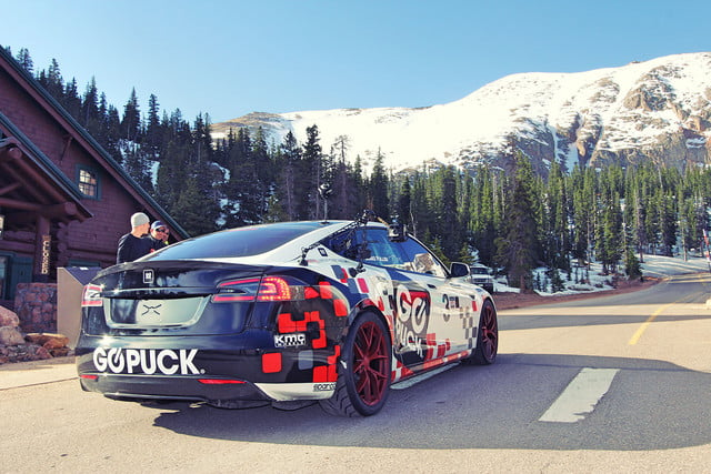 tesla model s pikes peak record go puck img 0758