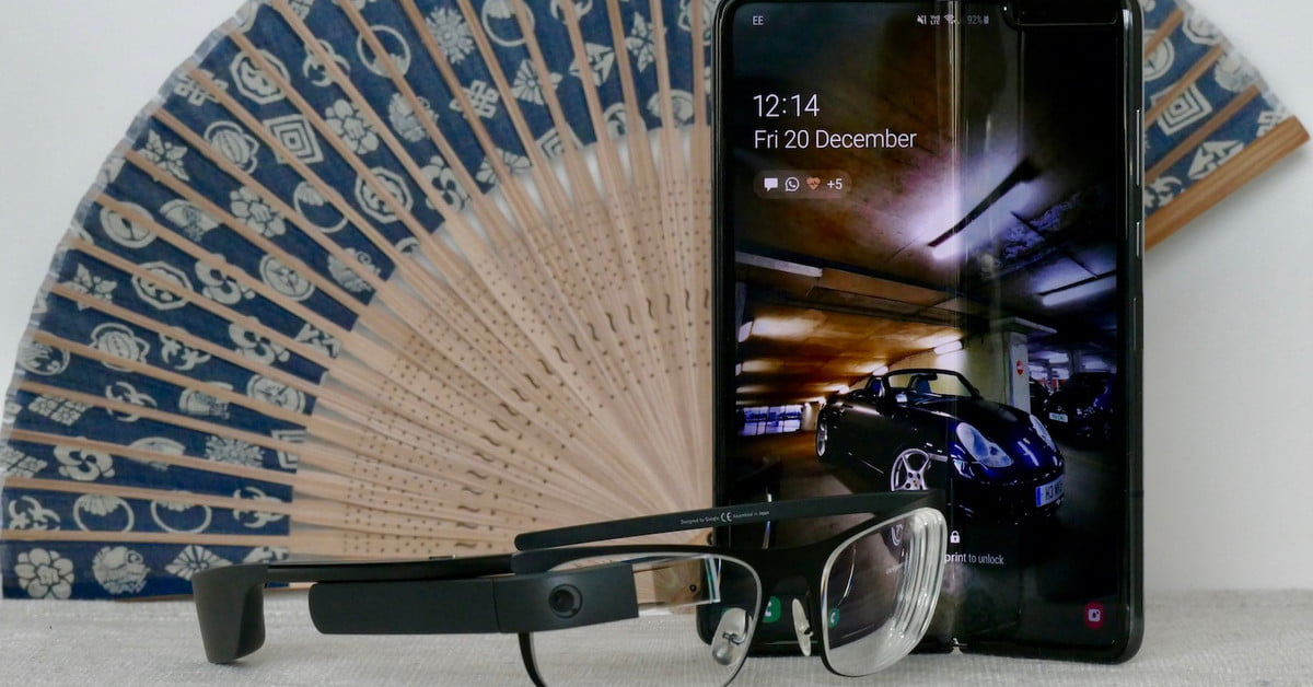 Google Glass and Galaxy Fold Show How Attitudes to New Tech Change