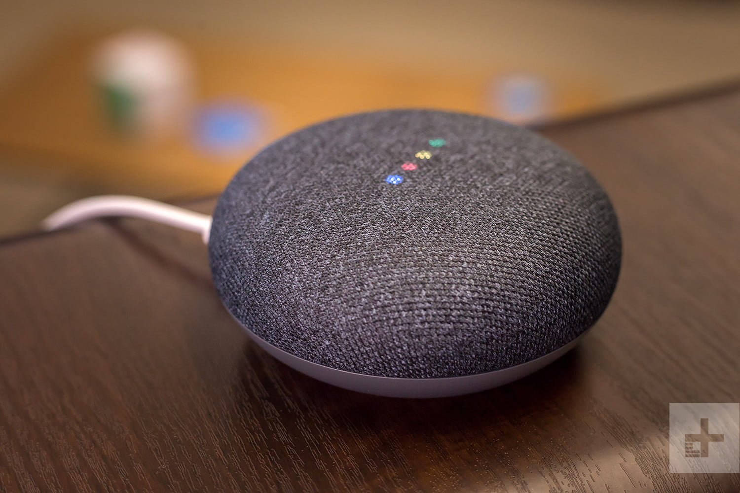 Google Home Mini Smart Speaker with Google Assistant Black *Tested and Working*