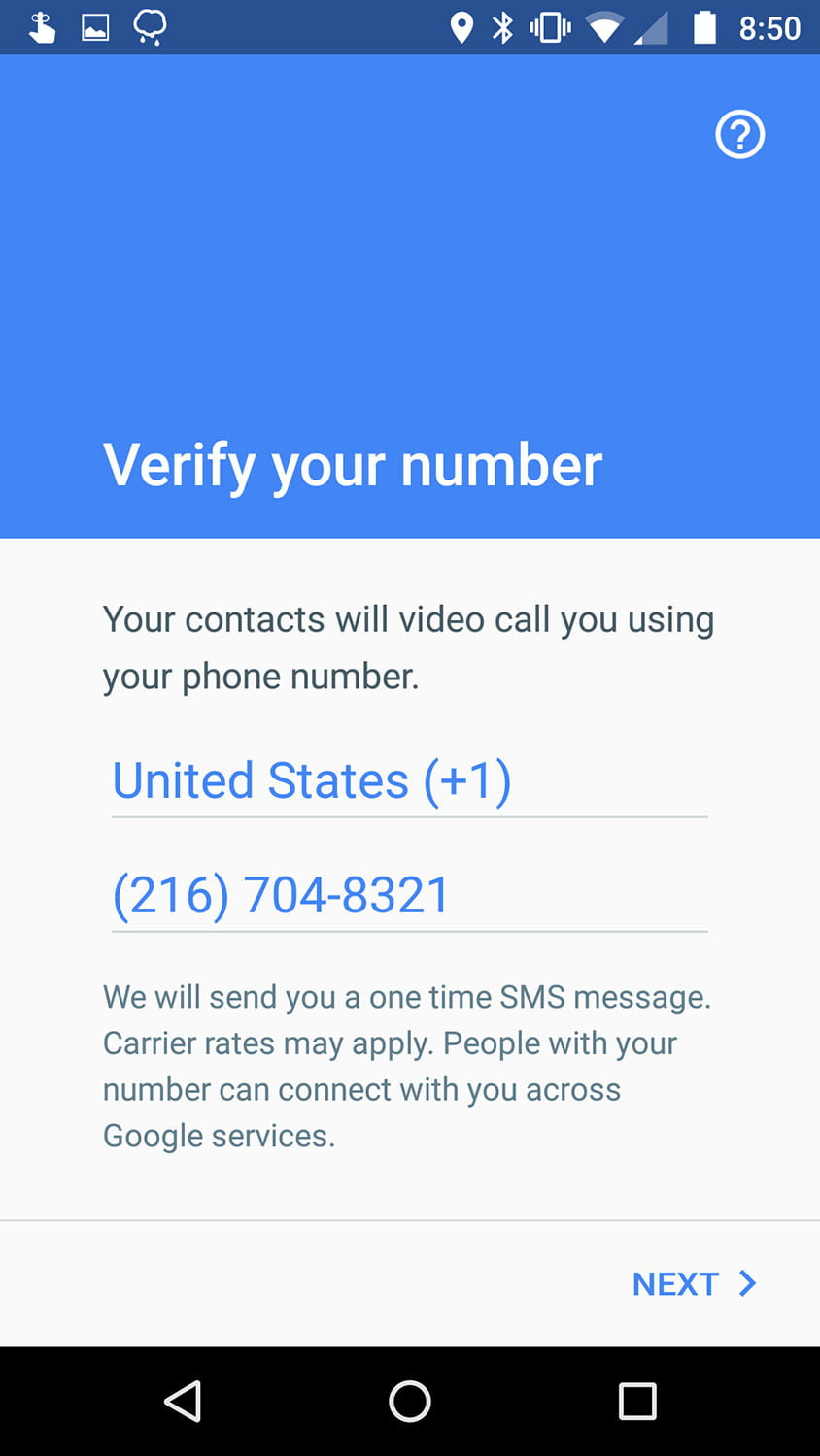 Google Duo Chat App Hands On Review | Digital Trends