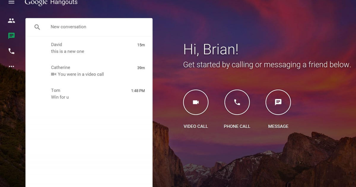 Joining Hangouts No Longer Requires a Google Account