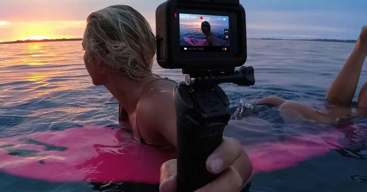 GoPro Hero6 Black Shoots 4K Video at 60 FPS, Full HD at 240