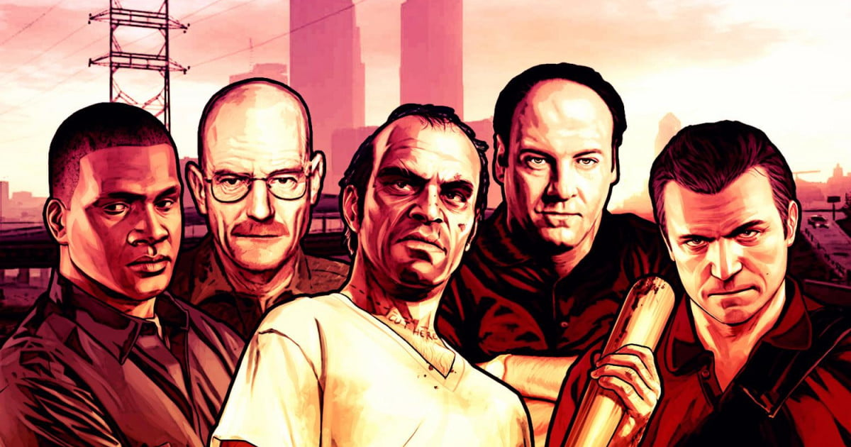 GTA V, anti-heroes, and the need for a supporting cast in