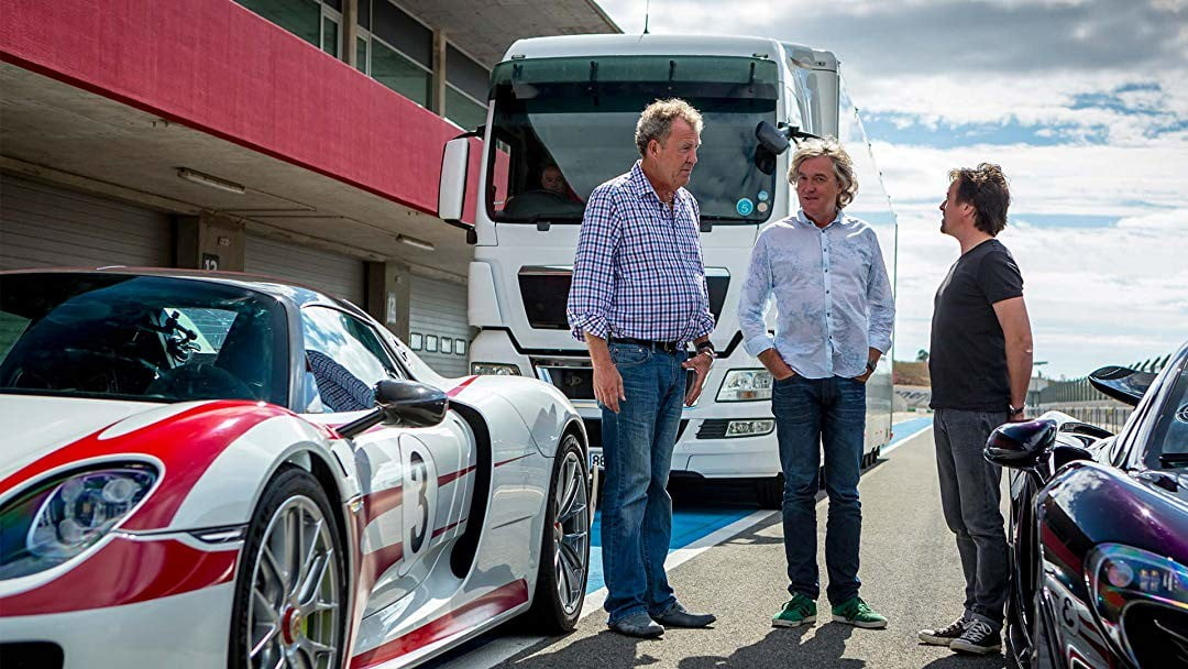 The Grand Tour on Amazon Prime Video