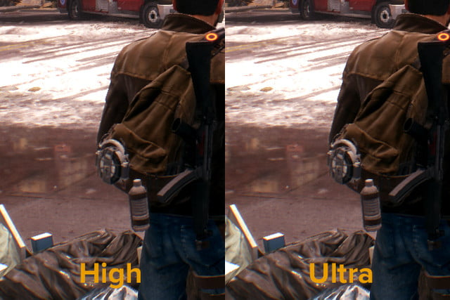 division pc performance guide high ultra jacket