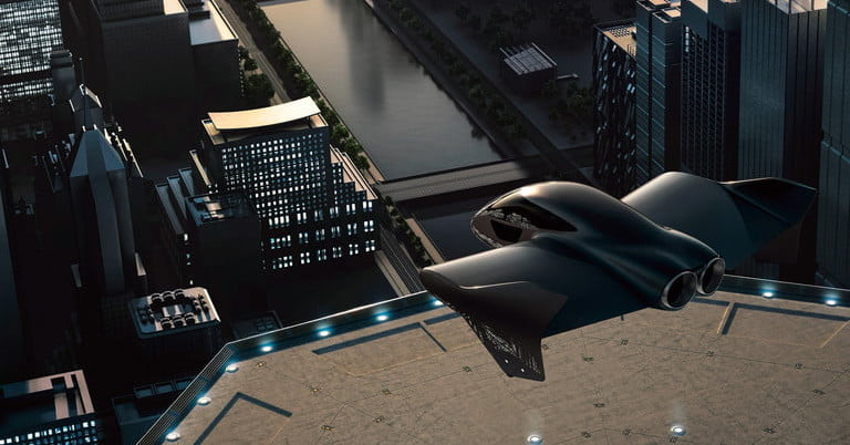 Porsche teams with Boeing in race to fill the skies with flying taxis