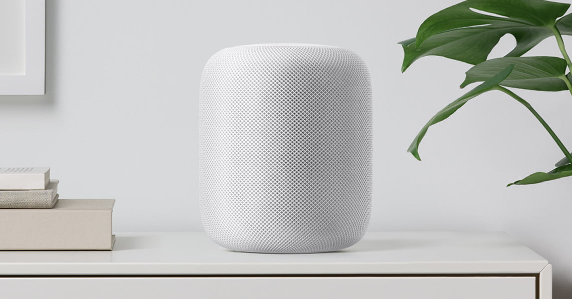 Apple HomePod can replace a Dolby Atmos soundbar when paired with Apple TV 4K