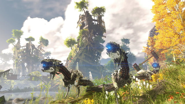 horizon zero dawn trailer at e3 shows off 8 minutes of new gameplay screen 07 us 15jun15