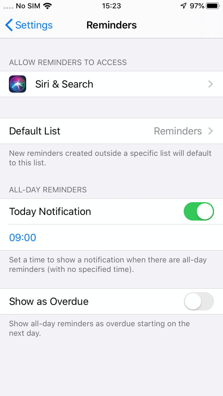 How to Use iOS 13's New Reminders App   Digital Trends