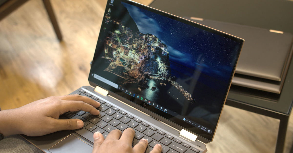 HP Spectre x360 13 (late 2019) hands-on review: Prepare to be impressed